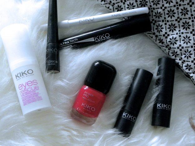 J'ai testé pour vous : Kiko Milano