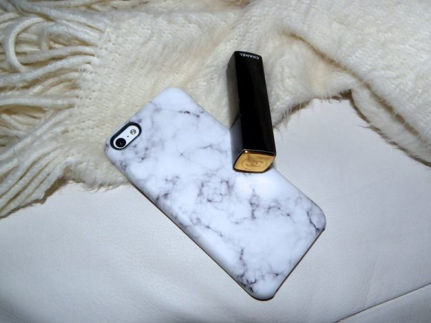 Coque «White Marble» by Caseable
