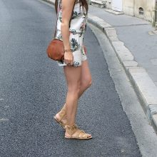Casual look in Bordeaux