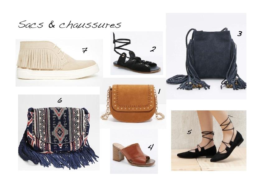sac et chauss