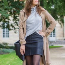 Back to work – Lovely Trench