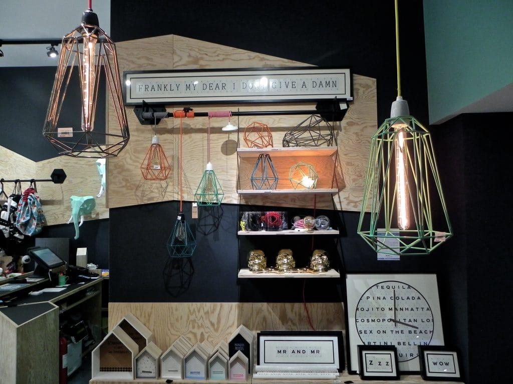 Boutique dé décoration BAAAM Bordeaux