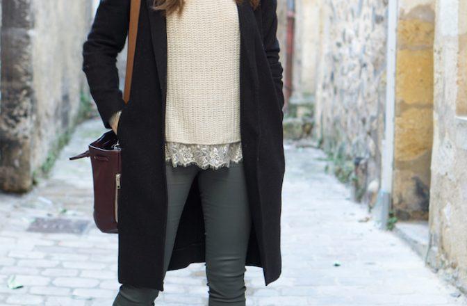 Mon look d'hiver + Bon plan shopping