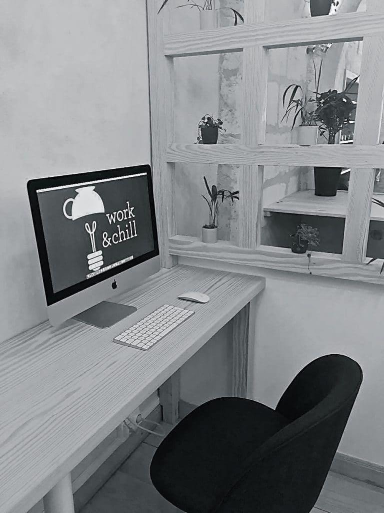 Work & Chill Café - Bordeaux