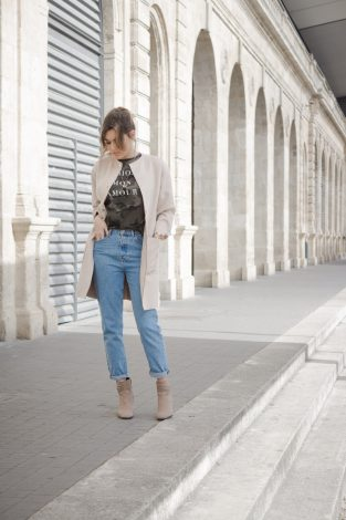 Le MOM Fit et ma sélection denim @Camaieu