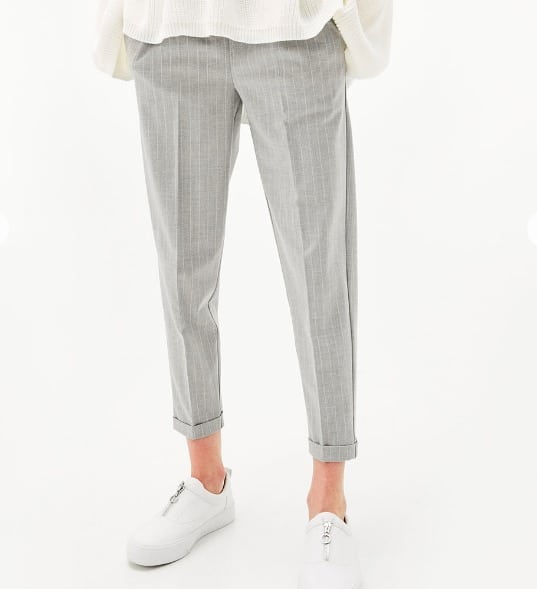 Pantalon tailleur Bershka