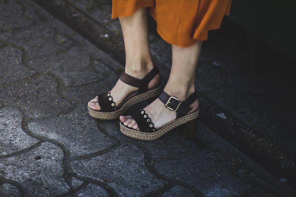 Sandales Parenthese summer shoes
