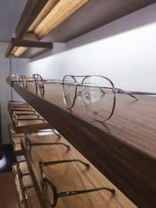Boutique de lunettes Bordeaux