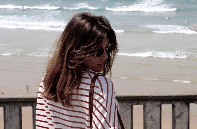 Red stripes : Look d'été #2