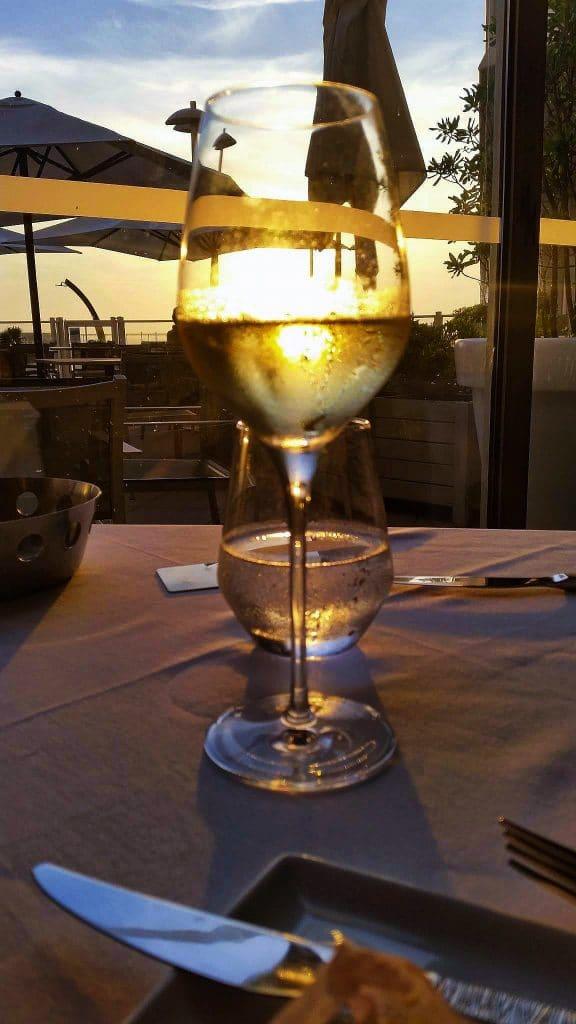 Restaurant du Sofitel Biarritz