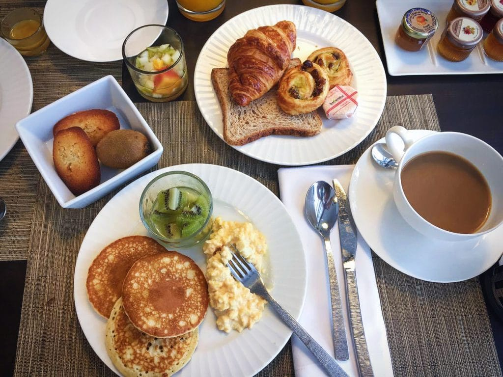 Petit-déjeuner Sofitel Biarritz