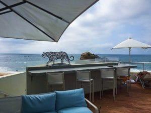 Piscine vue sur mer Sofitel Biarritz
