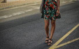 Ma sélection fleurie by @Camaieu : Look d'été #3