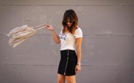 #Basics : Ma petite jupe noire