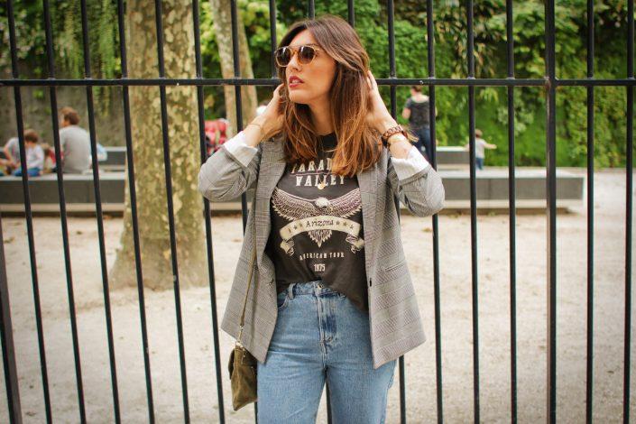 Look de rentrée : Tendance blazer british by #Bershka