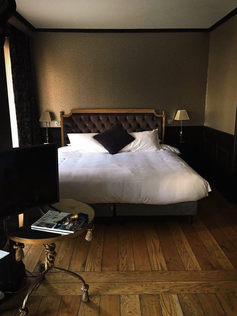 Chambre d'hôtel Villa Lamartine
