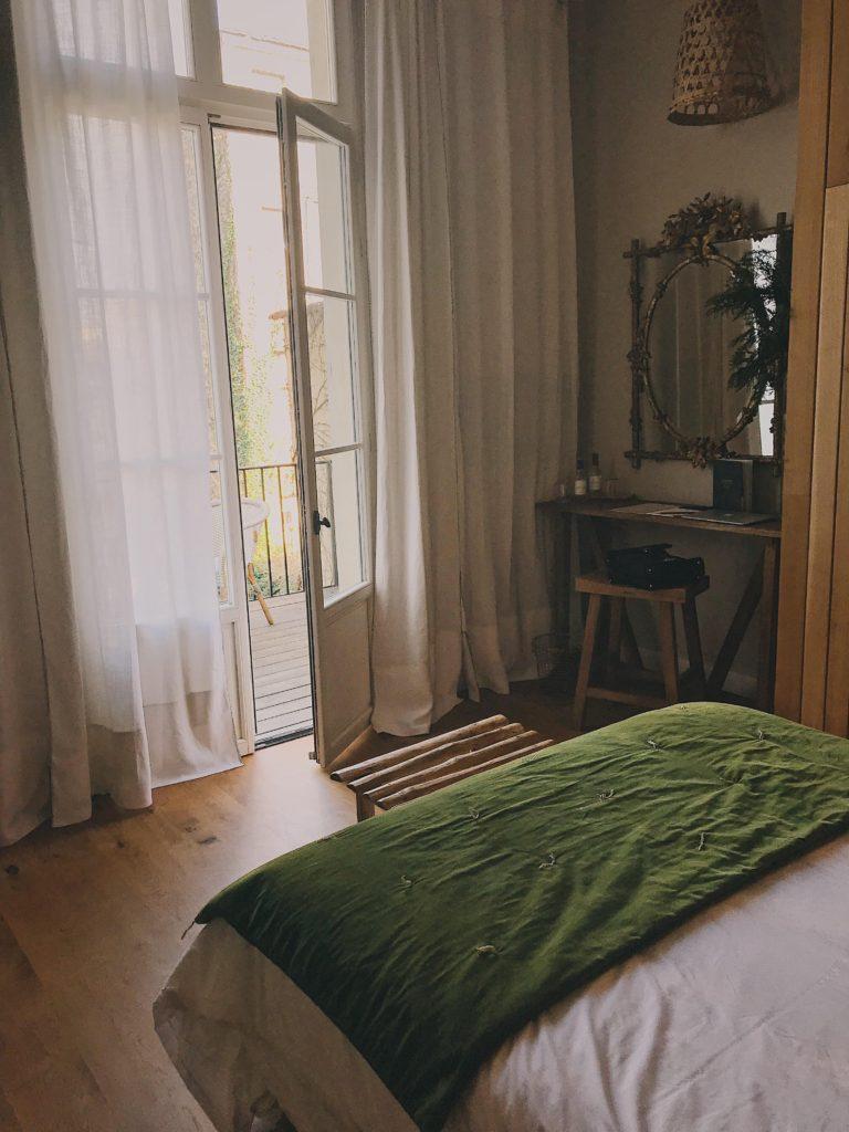 Blogueuse Bordeaux - Hôtel de la Course