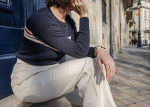 Blogueuse mode Bordeaux - Uniqlo by Ines de la Fressange