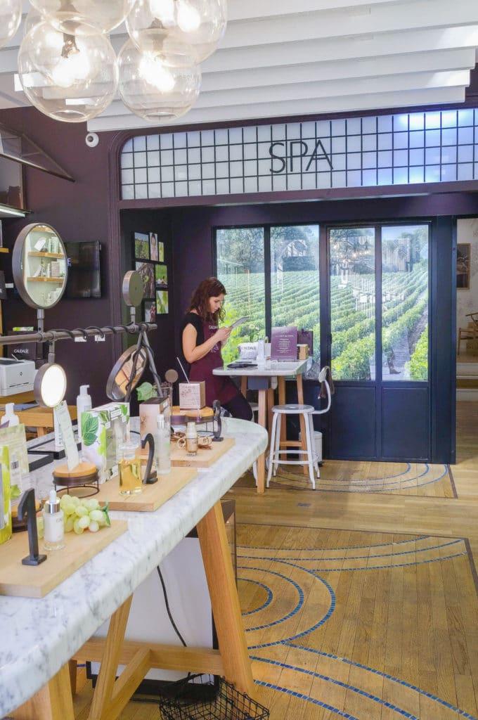 Produits Soins Caudalie Bordeaux Blogueuse