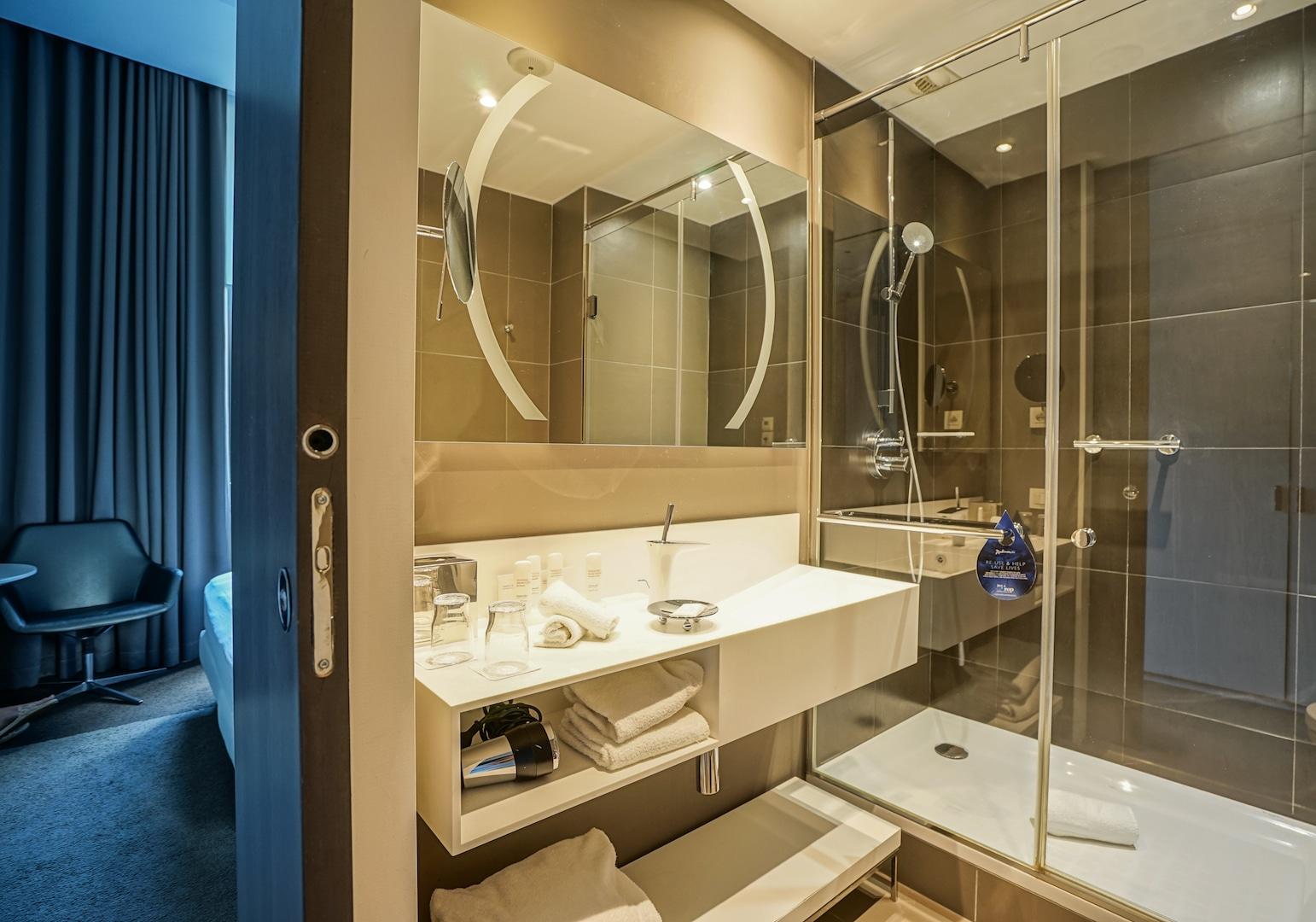 Salle de bain Radisson