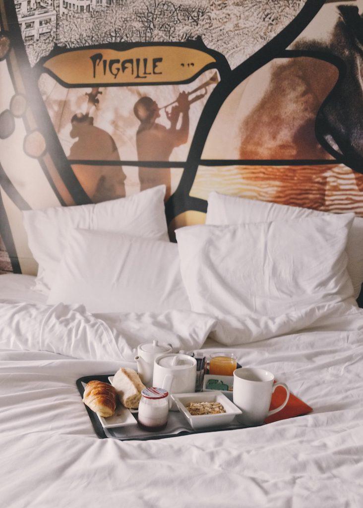 Petit-déjeuner hôtel mercure