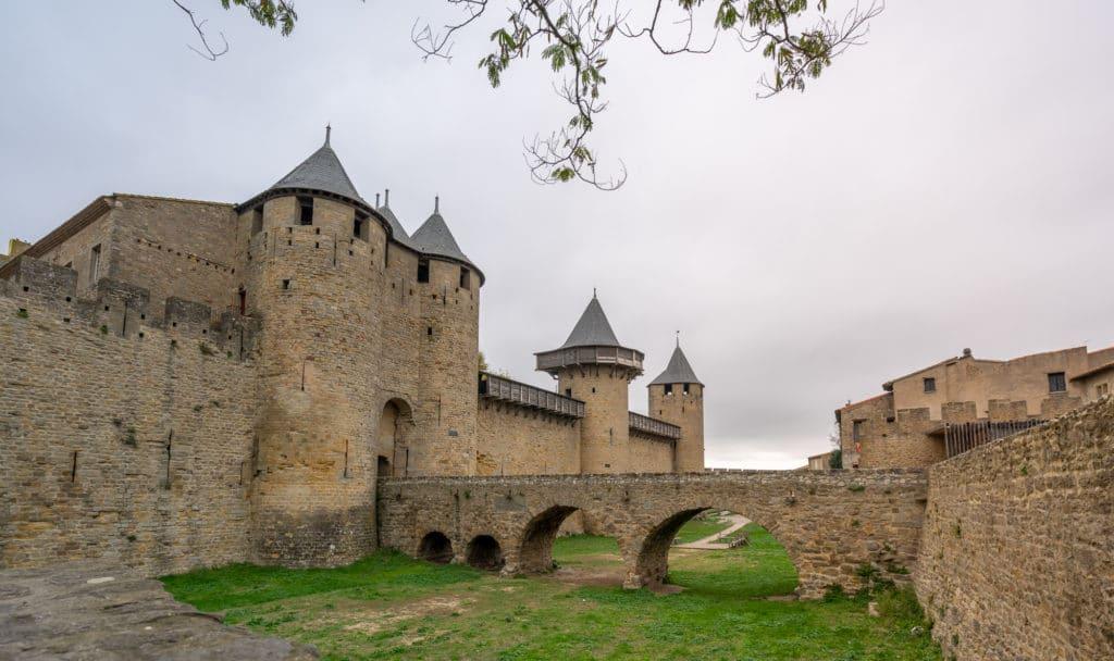 Château de Carcasonne