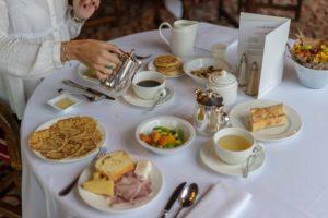 Petit-déjeuner Hôtel de la Cité