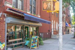 Café Brooklyn Clinton Hill