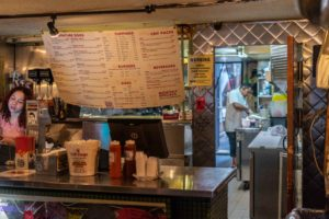 Hot Dog New-York