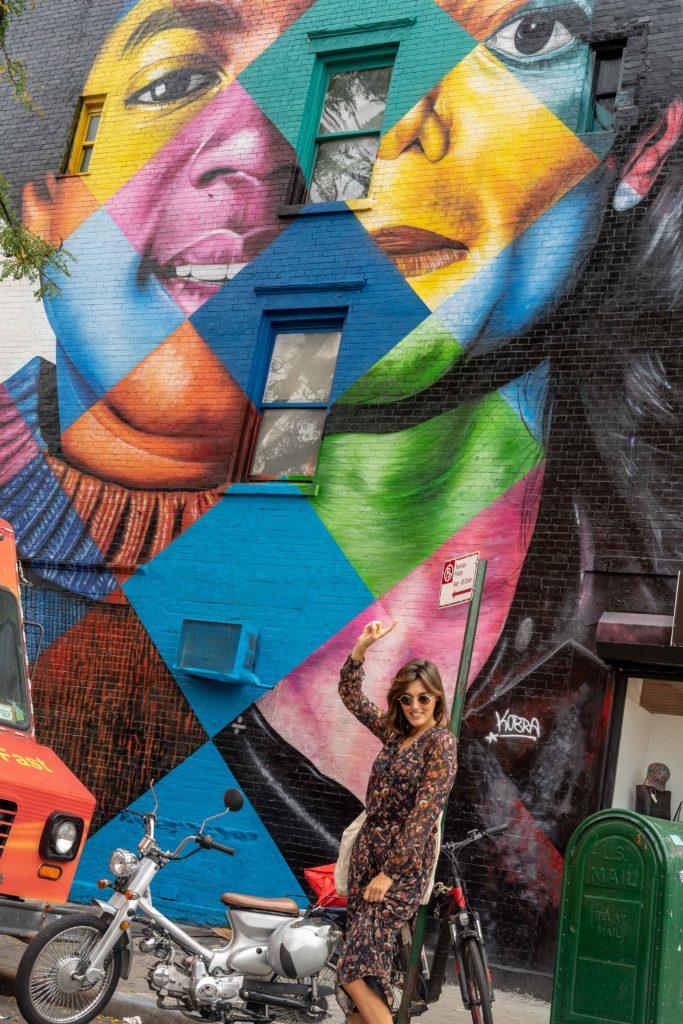 streetart voyage newyork