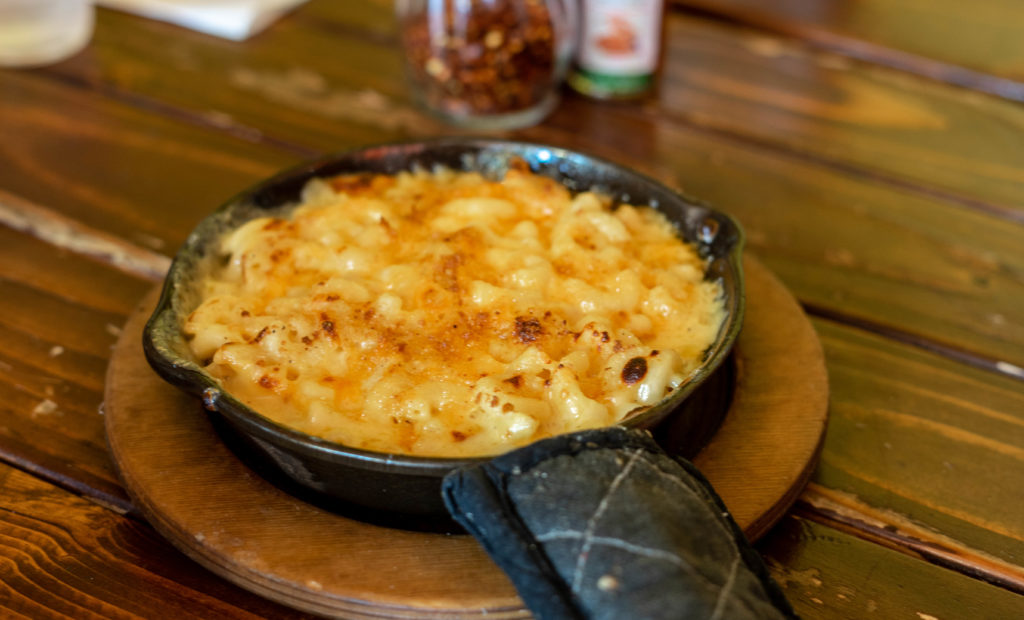 mac and cheese New-York
