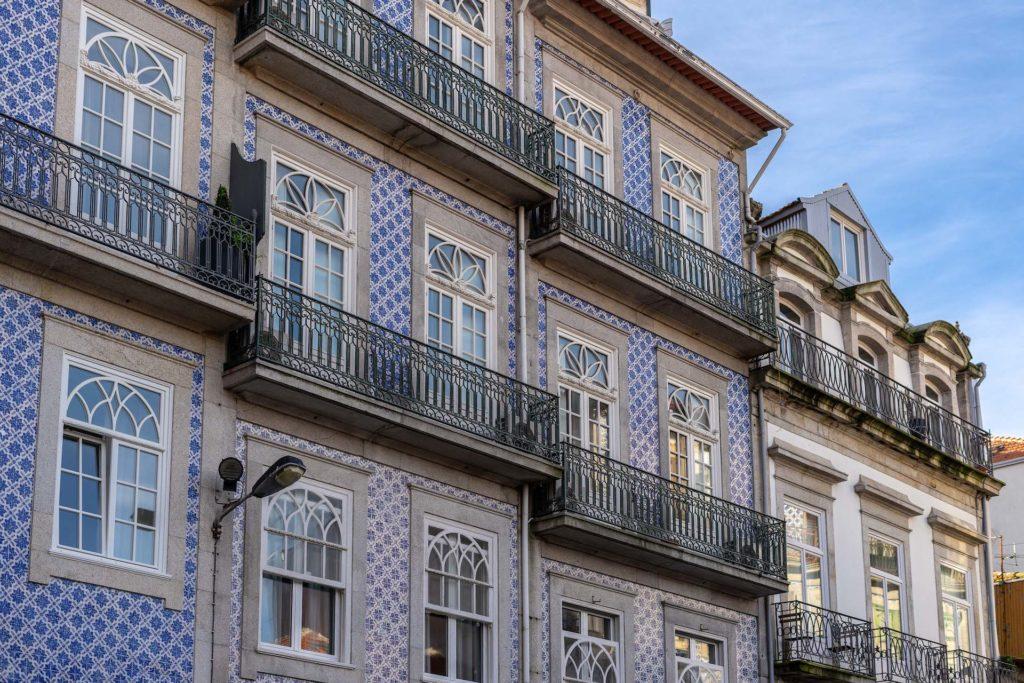façades Porto Portugal