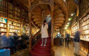 bibliothèque Porto