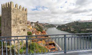 Vue pont Porto