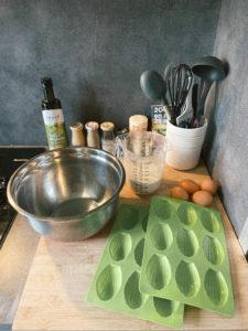 recette madeleines vanille